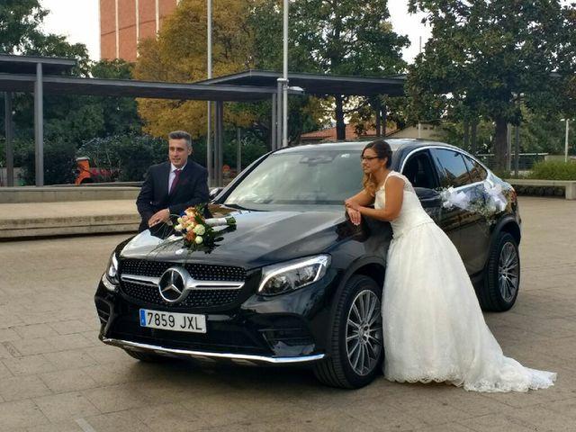 La boda de Miguel y Mayka en Santa Coloma De Gramenet, Barcelona 2