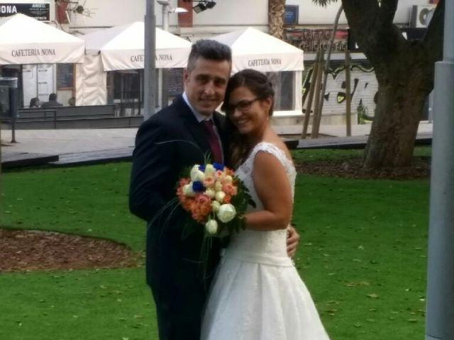 La boda de Miguel y Mayka en Santa Coloma De Gramenet, Barcelona 4