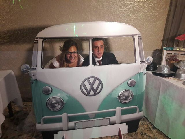 La boda de Miguel y Mayka en Santa Coloma De Gramenet, Barcelona 13