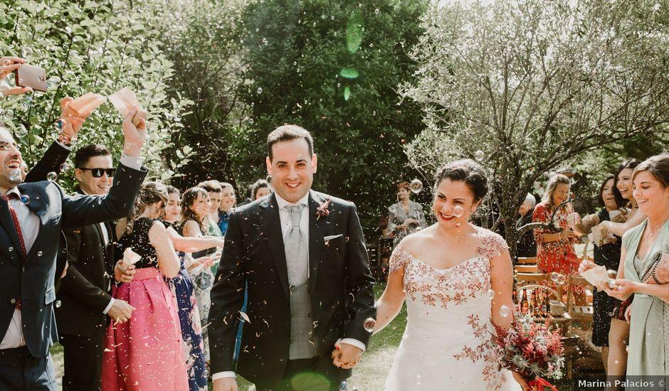 La boda de Imanol y Natalia en Güeñes, Vizcaya
