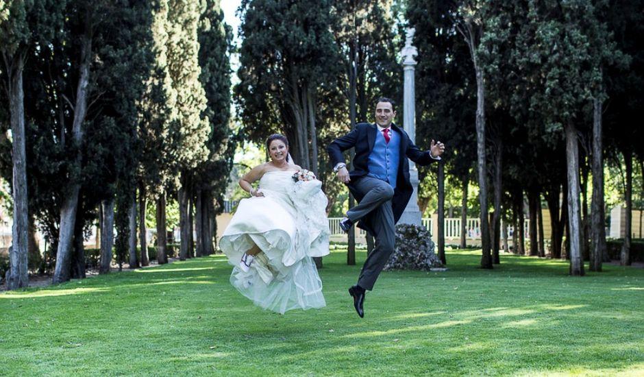 La boda de Victor y Esther en Leganés, Madrid