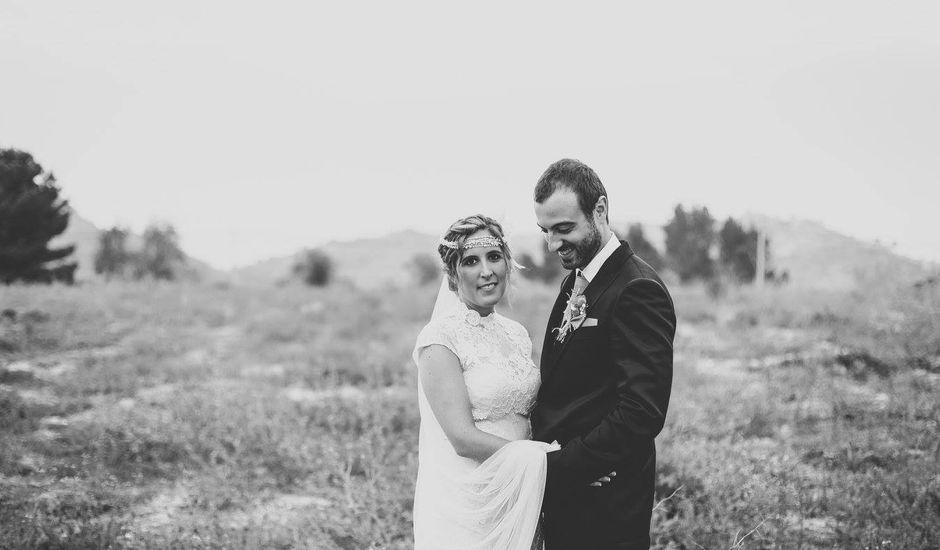La boda de Ramón y Laia en Xàtiva, Valencia