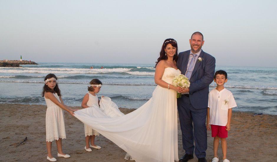 La boda de Ana y Paquito en Canet D'en Berenguer, Valencia