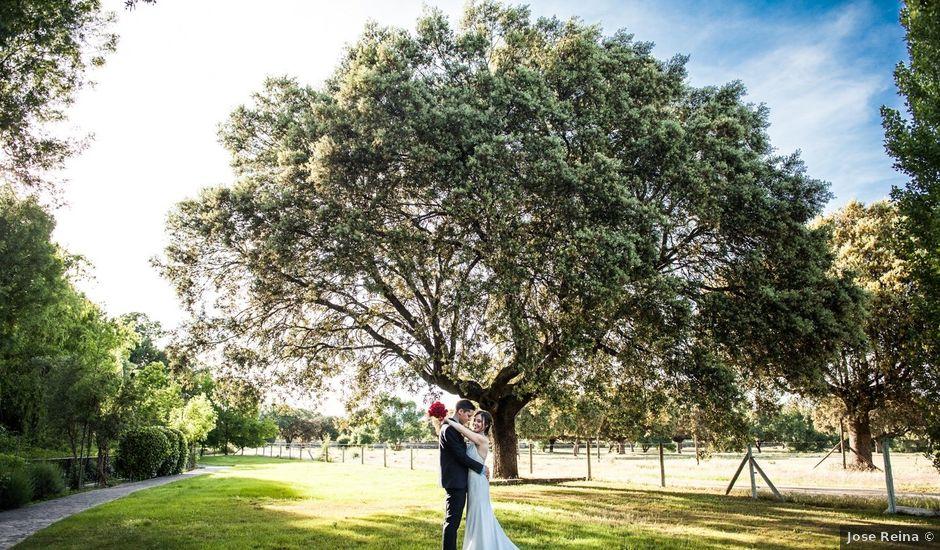 La boda de Nacho y Ana en Collado Villalba, Madrid
