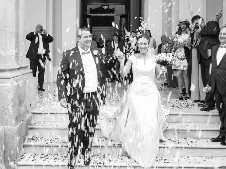 La boda de Paloma y Santiago
