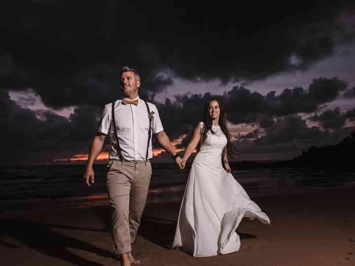 La boda de Paty y Manu