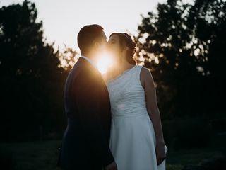 La boda de Belén y Adolfo