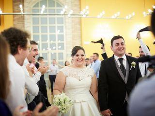 La boda de Vanessa y Victor