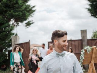 La boda de Paty y Manu 1