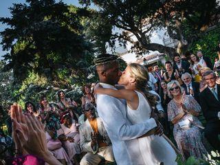 La boda de Cristina y Terrence