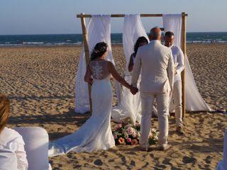 La boda de Susana y César 2