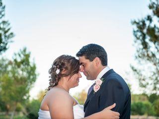La boda de Eva y Rubén