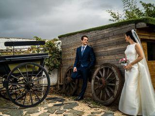 La boda de Tamara y Isaac