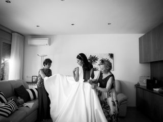 La boda de Laura y Aleix 2