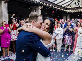 La boda de Bárbara y Ángel