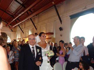 La boda de Marié y Toro  1
