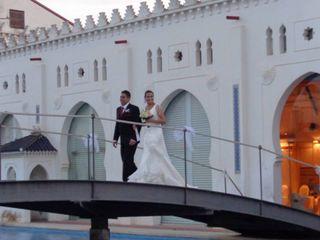 La boda de Marié y Toro