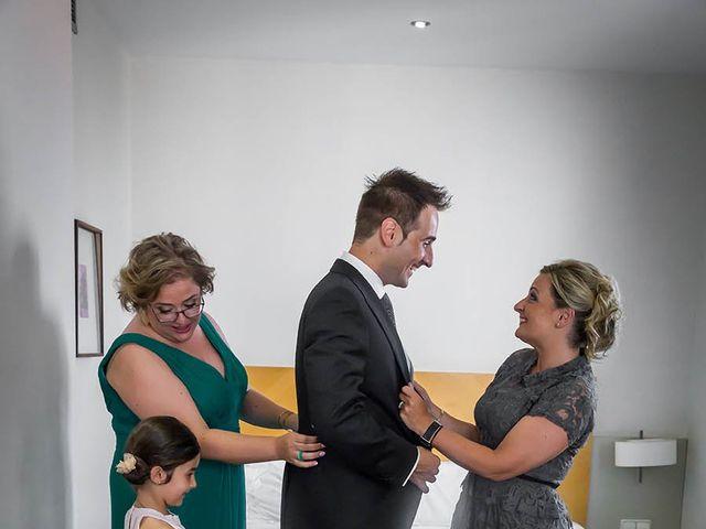 La boda de Sergio y Mónica en Alboraya, Valencia 7