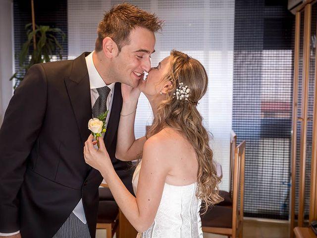 La boda de Sergio y Mónica en Alboraya, Valencia 16