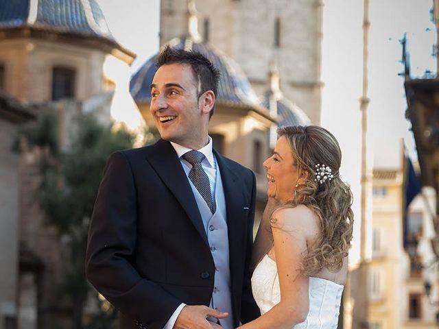 La boda de Sergio y Mónica en Alboraya, Valencia 19