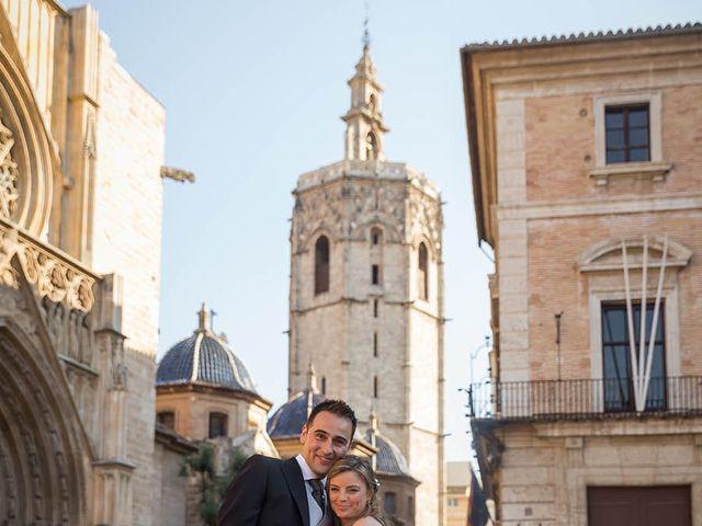 La boda de Sergio y Mónica en Alboraya, Valencia 20
