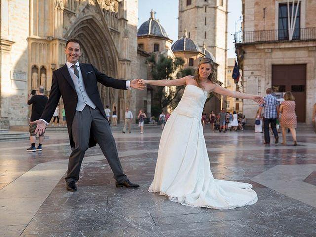La boda de Sergio y Mónica en Alboraya, Valencia 21