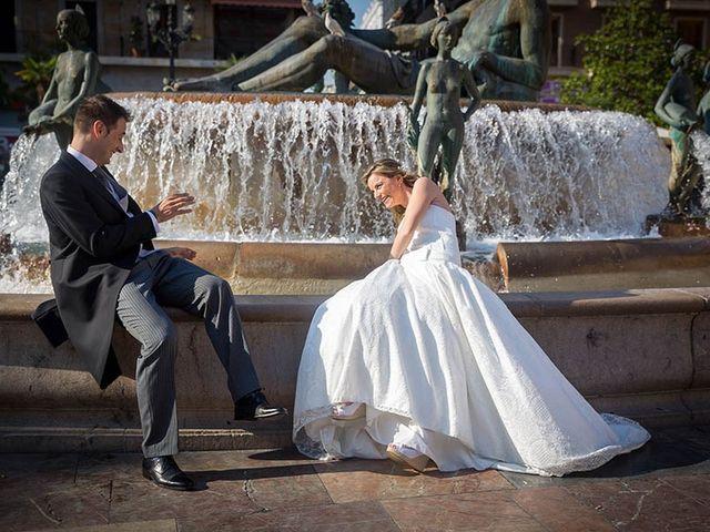 La boda de Sergio y Mónica en Alboraya, Valencia 22