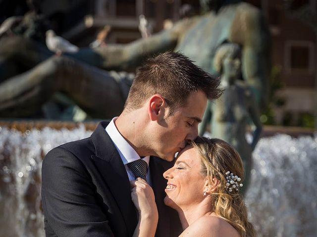 La boda de Sergio y Mónica en Alboraya, Valencia 23