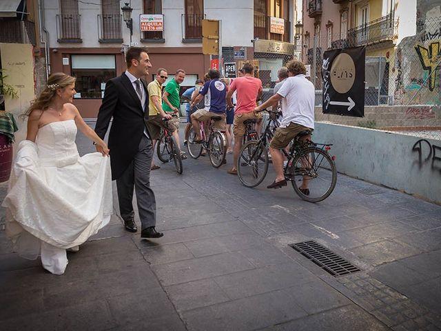La boda de Sergio y Mónica en Alboraya, Valencia 24