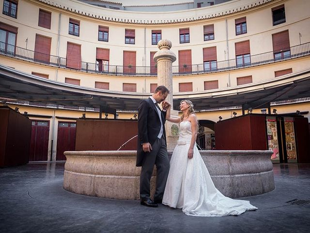 La boda de Sergio y Mónica en Alboraya, Valencia 28