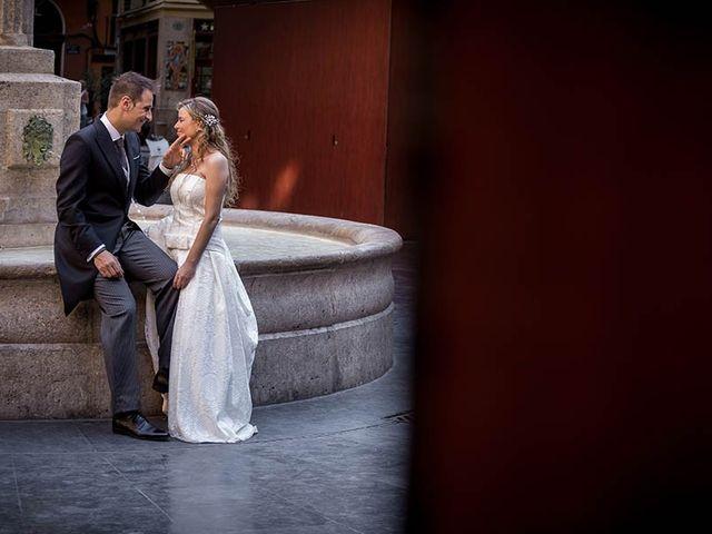 La boda de Sergio y Mónica en Alboraya, Valencia 29