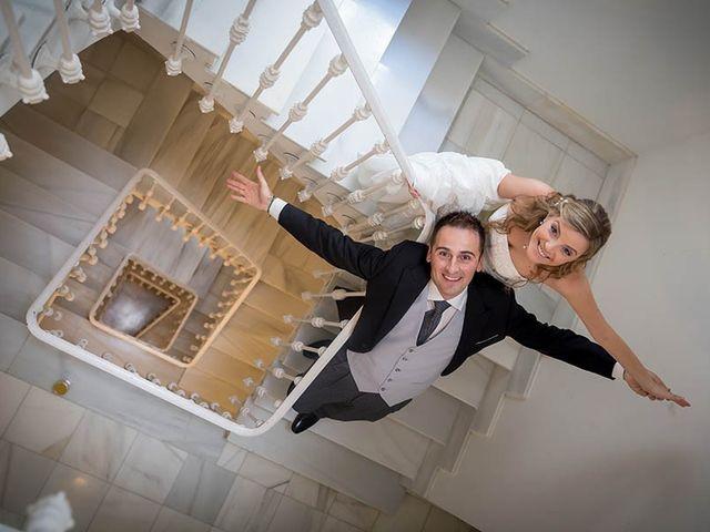 La boda de Sergio y Mónica en Alboraya, Valencia 1