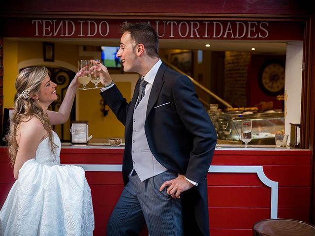 La boda de Sergio y Mónica en Alboraya, Valencia 33