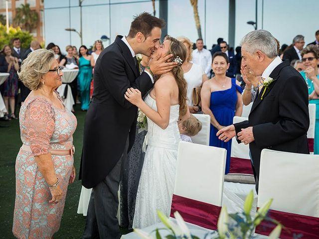 La boda de Sergio y Mónica en Alboraya, Valencia 34