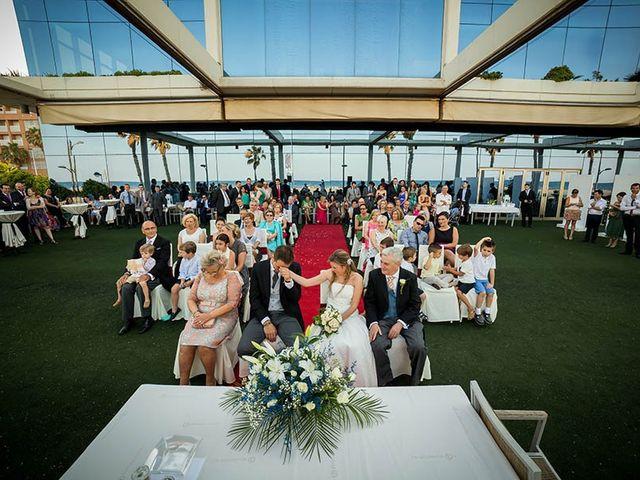 La boda de Sergio y Mónica en Alboraya, Valencia 41