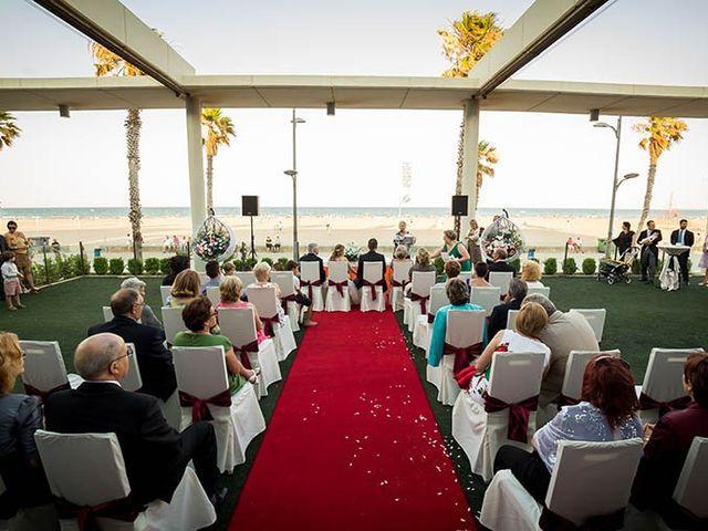 La boda de Sergio y Mónica en Alboraya, Valencia 42