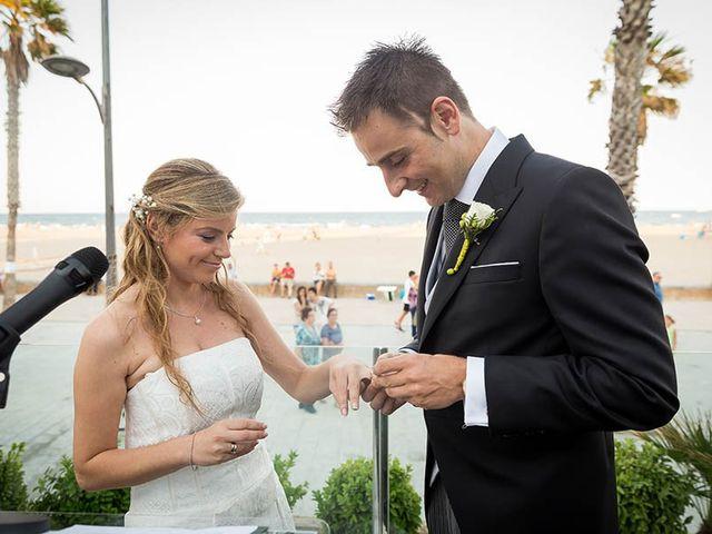 La boda de Sergio y Mónica en Alboraya, Valencia 43