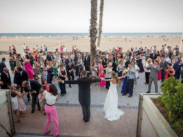 La boda de Sergio y Mónica en Alboraya, Valencia 47