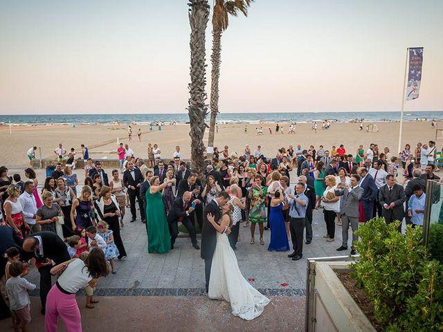 La boda de Sergio y Mónica en Alboraya, Valencia 48