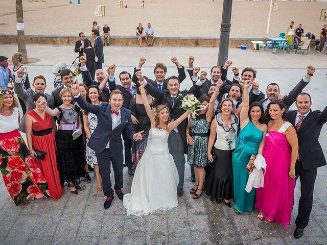 La boda de Sergio y Mónica en Alboraya, Valencia 49