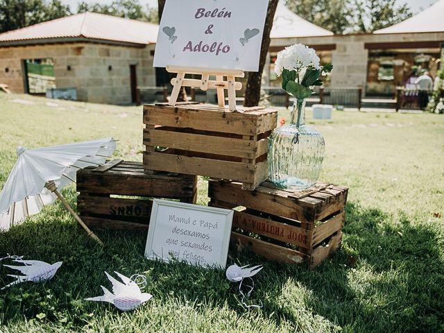 La boda de Adolfo y Belén en Verin, Orense 5