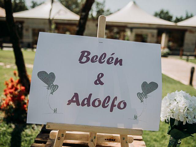 La boda de Adolfo y Belén en Verin, Orense 6