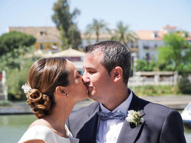 La boda de Santiago y Paloma en Sevilla, Sevilla 22