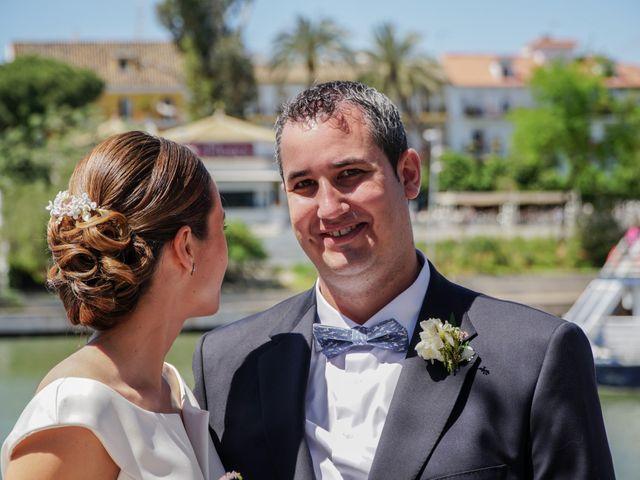 La boda de Santiago y Paloma en Sevilla, Sevilla 25