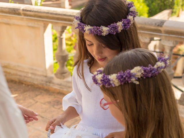 La boda de Guillaume y Bea en Montuïri, Islas Baleares 5