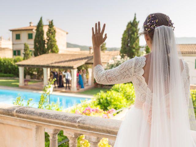 La boda de Guillaume y Bea en Montuïri, Islas Baleares 1