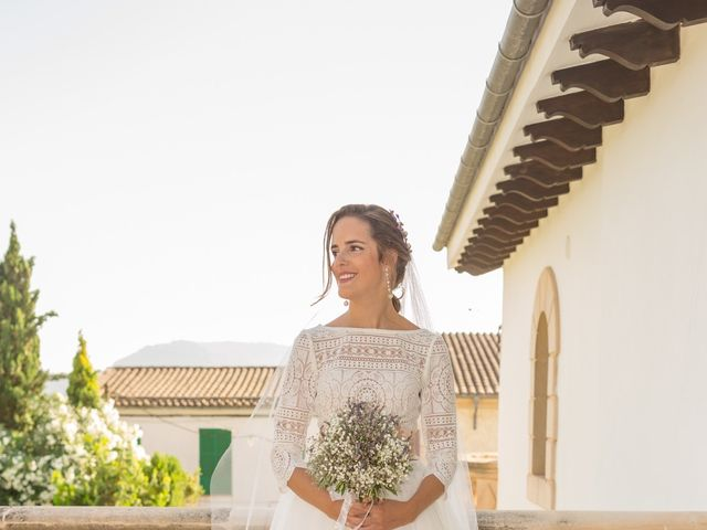 La boda de Guillaume y Bea en Montuïri, Islas Baleares 9