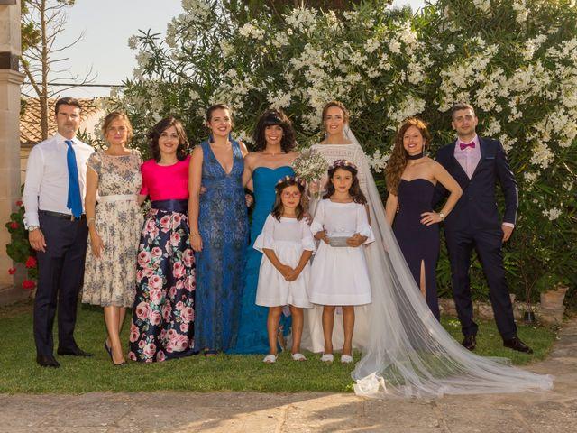 La boda de Guillaume y Bea en Montuïri, Islas Baleares 2