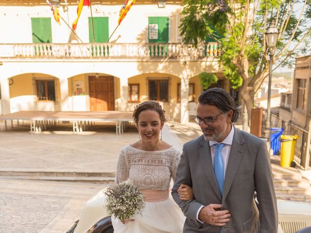 La boda de Guillaume y Bea en Montuïri, Islas Baleares 11