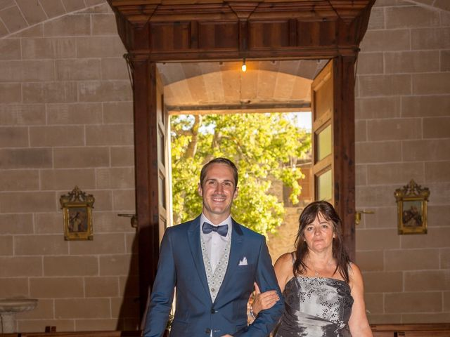 La boda de Guillaume y Bea en Montuïri, Islas Baleares 12
